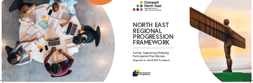 North East Regional Progression Framework NERUPI Insert