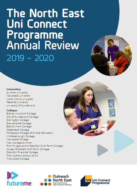 Annual Review 2019-2020 Cover